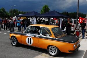 ..und die einheimischen Rallyefans freuen sich vor allem auch auf den Ex-FIA-Rallye-Europameister von 2006: Michael Stoschek